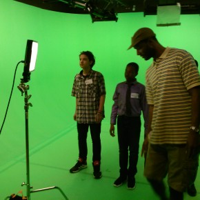 Our Young Mens Initiative visits BET