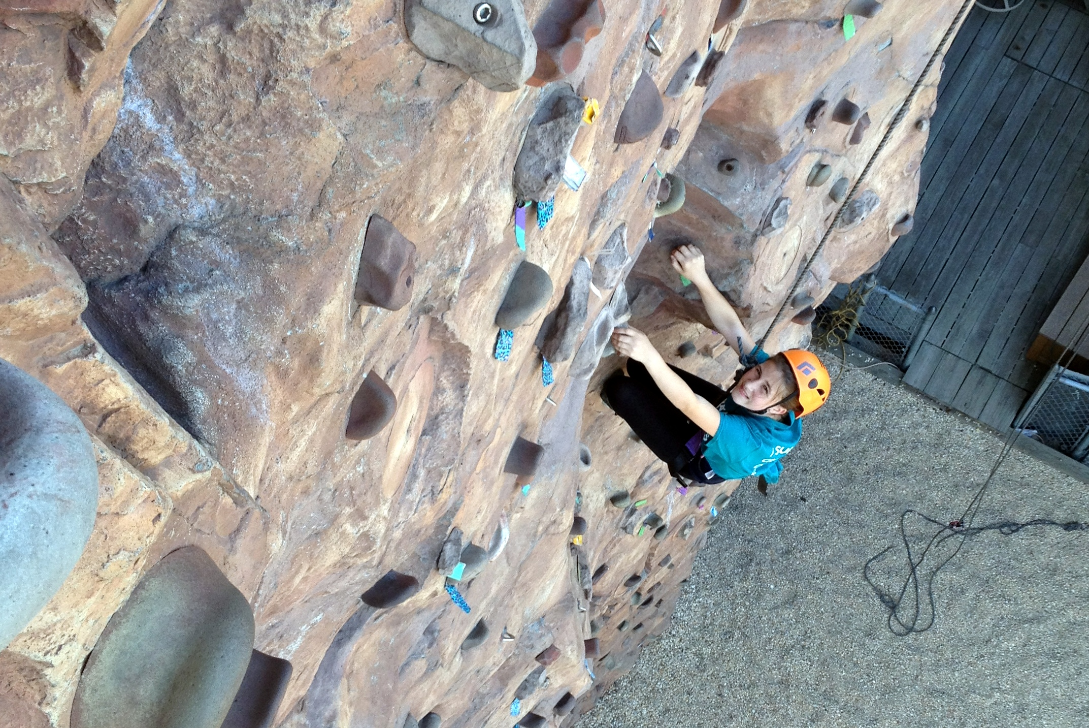 Our Final Rock Climbing Trip for the Year!