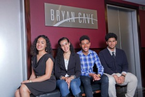 43_Bryan Cave LLP_scholarship luncheon_June 3 2015