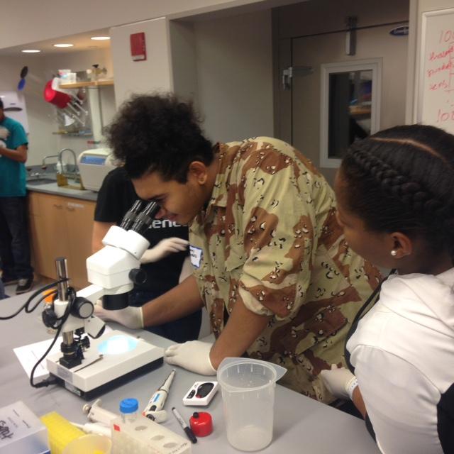 Expeditionary Thursdays Fieldwork (Upper Grades Science ET 10/29)