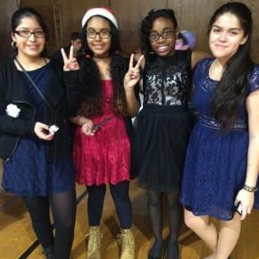 12/18 – Lower Grades Winter Dance a Success!