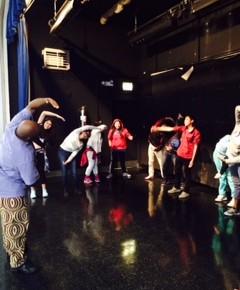 English Language Learners engage in 10-week Dance Residency!