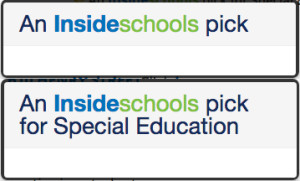 Inside Schools Pick - General and Special Education