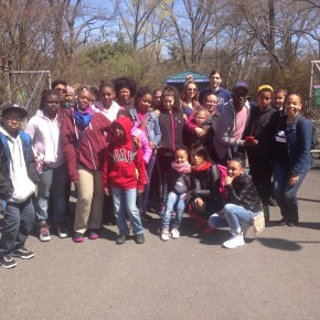 4/19 – Family Outing to Bronx Zoo
