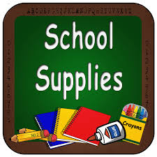 Suggested Supply Lists for 2016-2017 & Summer Reading Assignment