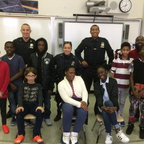 10/25 – BCS Teams Up with NYPD!