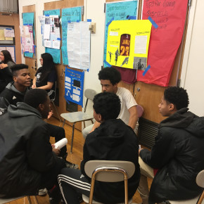 "1/19 – ""Looking for a Better Argument"" Expo was a success!"