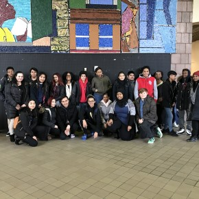 3/3 – BCS visits CUNY/CAT at BMCC!