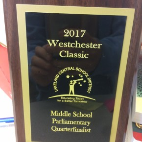 3/3 – BCS Speech and Debate Team competes at the Westchester Classic Tournament!