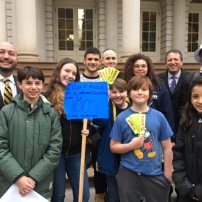 3/7 – Brooklyn Collaborative Speaks Up for Air Conditioning in Schools!