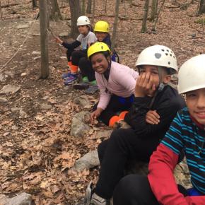 4/19-21 – 6th grade camping