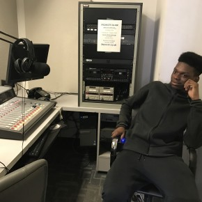 5/18 – BCS Intern Hosts Sports Talk Show on Radio