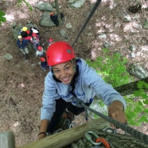5/15-19 – Grade 9 masters Crew Orientation Camping!
