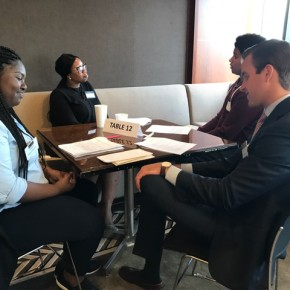 5/31 – Junior Interns Visit Blackstone!