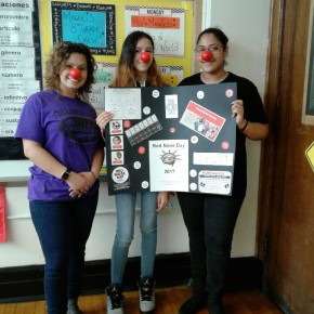 5/25 – BCS Celebrates Red Nose Day!