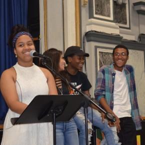 10/5: 11th Grade US History celebrates Premiere Night!