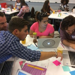 10/18 – BCS staff participate in Mastery Collaborative Quarterly!