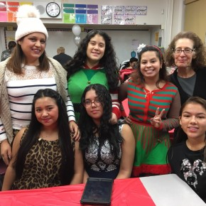 12/22 – Celebrating our ELL Students!