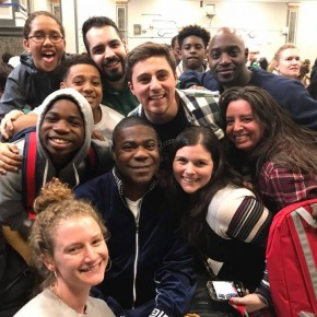 3/27 – BCS welcomes Tracy Morgan and STATE Bags!