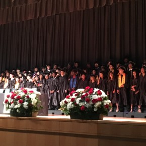 6/25 – Class of 2018 Graduation – so proud of our seniors!