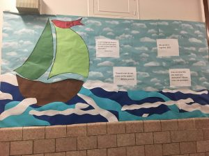 crew/boat bulletin board