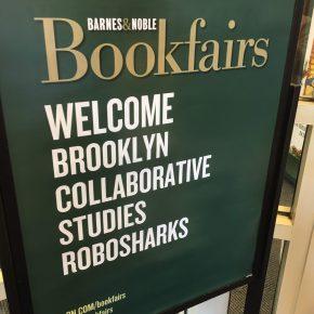 11/10-11 – BCS Robosharks showcase at Barnes & Noble