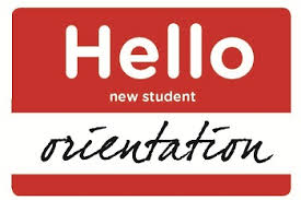 6/11 – New Student and Family Orientation!