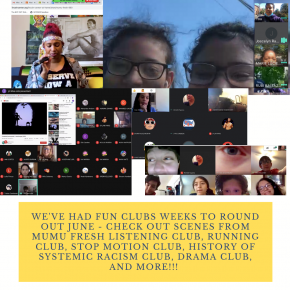 6/15-6/25 – June Clubs Weeks!