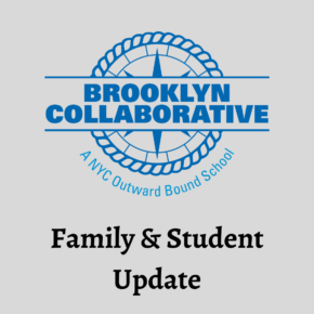 11/1 – Family/Student Update
