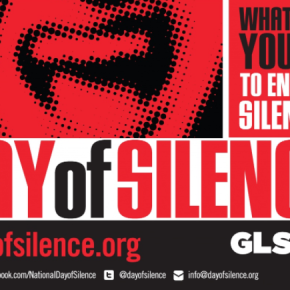 4/28 – Student Organized Day of Silence