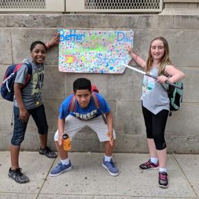 5/1-4 – BCS crews participate in EL Better World Week!