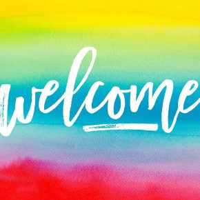 Welcome to our new incoming students!