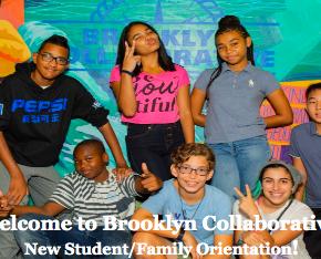 New Student/Family Orientation Slidedeck