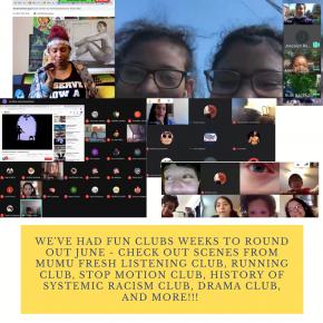 6/15-6/25 – June Clubs Weeks!